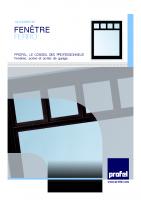 Les fenêtres Ferro