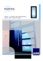 Les portes Ellips